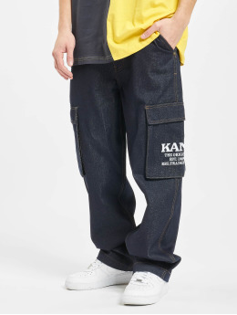 Karl Kani Baggy Denim  blau