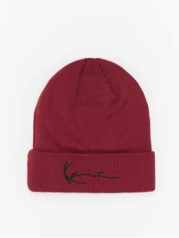 Karl Kani Beanie Signature  rot