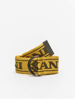 Karl Kani Belt College yellow