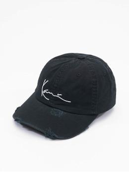 Karl Kani Casquette Snapback & Strapback Signature  noir