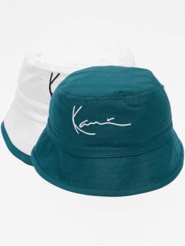 Karl Kani Chapeau Signature Reversible vert