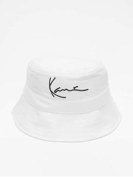 Karl Kani hoed Signature  wit