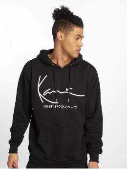 Karl Kani Hoodies Signature čern