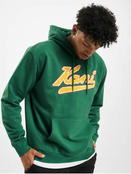 Karl Kani Hoodies College  grøn