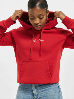 Karl Kani Hoody Small Signature rot