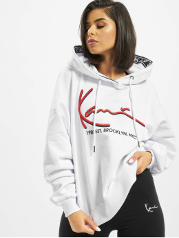 Karl Kani Hoody Signature weiß