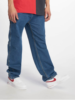 Karl Kani Jeans baggy Denim blu