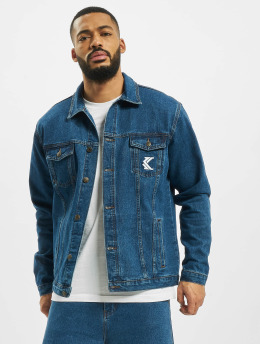 Karl Kani Jeansjacken Denim  blau