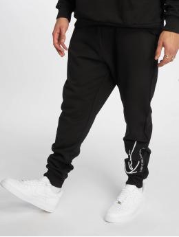 Karl Kani Jogging kalhoty Signature čern