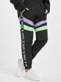 Karl Kani Jogging kalhoty Kk Tape Block  čern
