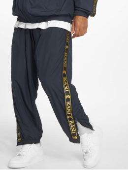 Karl Kani joggingbroek Retro blauw