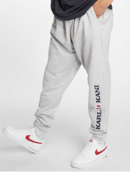 Karl Kani joggingbroek Retro grijs