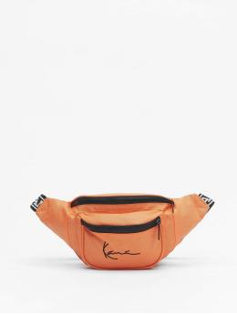Karl Kani Kabelky Signature Tape Waist oranžová