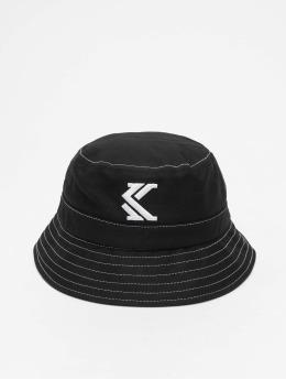 Karl Kani Kapelusze Logo  czarny