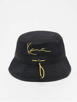 Karl Kani Kapelusze Signature  czarny