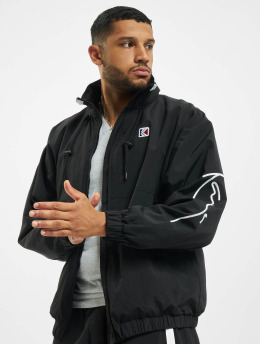 Karl Kani Lightweight Jacket Kk Signature Transition black