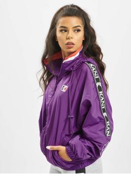 Karl Kani Lightweight Jacket Tape purple