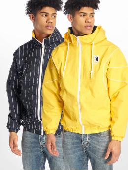 Karl Kani Lightweight Jacket Reversible yellow