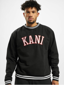 Karl Kani Pullover College black