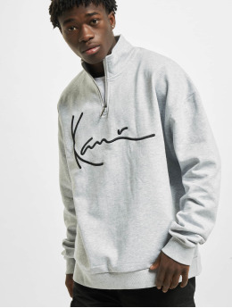Karl Kani Pullover Signature Troyer gray