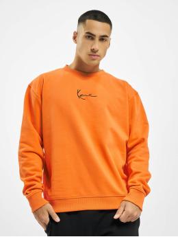 Karl Kani Pullover Kk Small Signature orange