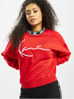 Karl Kani Pullover Signature red