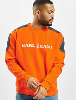 Karl Kani Puserot Retro  oranssi