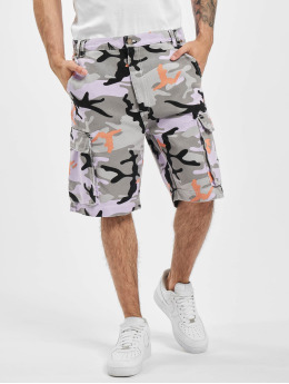 Karl Kani Short Kk Camo grey