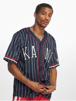 Karl Kani Skjorter Baseball  blå