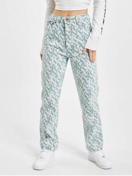 Karl Kani Slim Fit Jeans Og Denim Light Blue blau