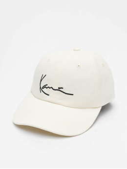 Karl Kani Snapback Cap Signature  white