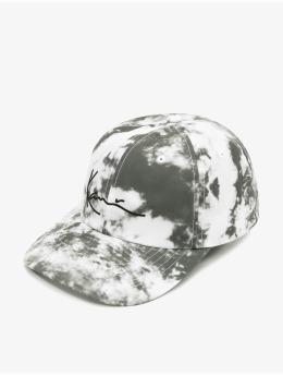 Karl Kani Snapback Caps Signature  hvit