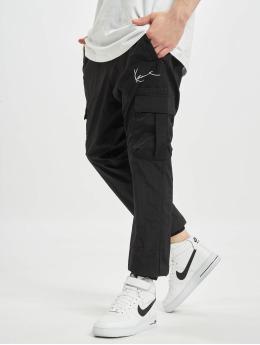 Karl Kani Spodnie do joggingu Signature  czarny