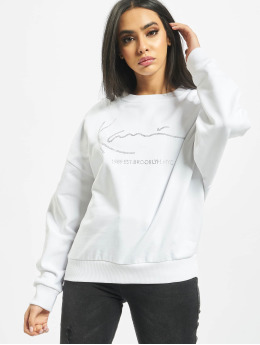 Karl Kani Sweat & Pull Signature blanc