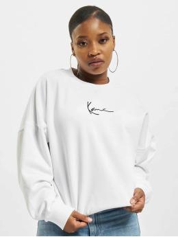 Karl Kani Sweat & Pull Small Signature blanc