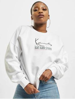 Karl Kani Sweat & Pull Signature Kkj  blanc
