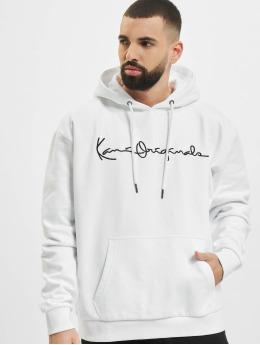 Karl Kani Sweat capuche Originals  blanc