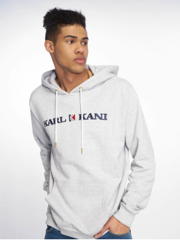 Karl Kani Sweat capuche Retro gris