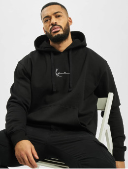 Karl Kani Sweat capuche Signature noir