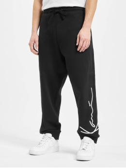 Karl Kani Sweat Pant Signature Retro black