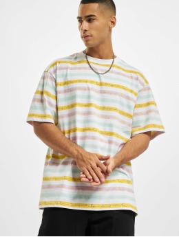 Karl Kani T-paidat Originals Stripe Tee kirjava