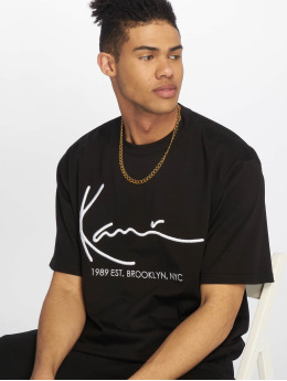 Karl Kani T-shirt Signature nero