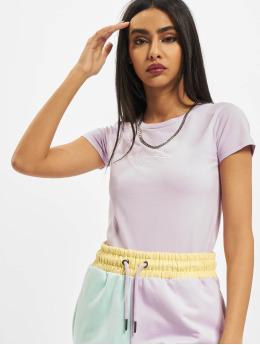 Karl Kani T-Shirt Signature Short  purple