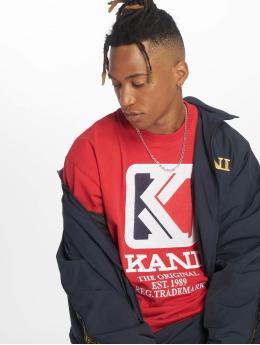Karl Kani t-shirt Og rood