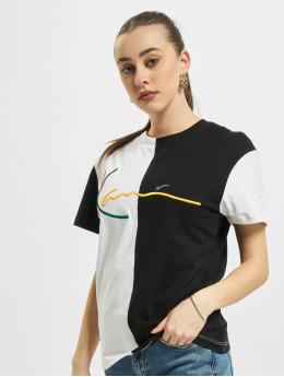 Karl Kani T-Shirt Signature Block  schwarz
