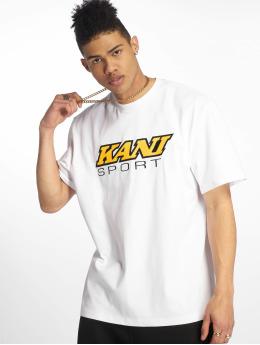 Karl Kani t-shirt Sport wit