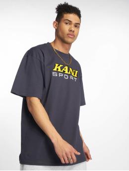 Karl Kani T-Shirty Sport niebieski