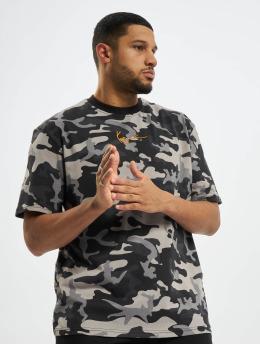 Karl Kani T-skjorter Kk Small Signature Camo kamuflasje