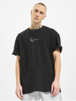 Karl Kani T-skjorter Signature  svart