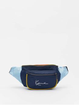 Karl Kani tas Signature blauw